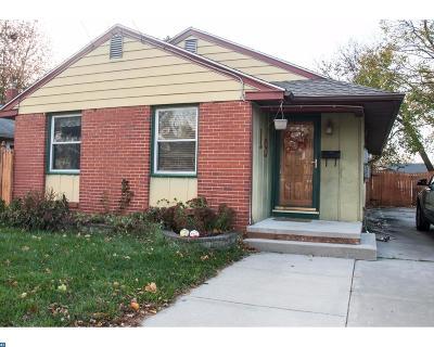 Gloucester City Single Family Home ACTIVE: 19 Cornell Avenue