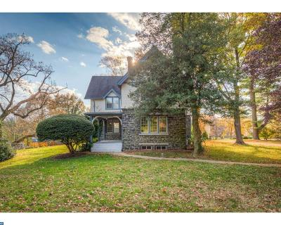 PA-Delaware County Single Family Home ACTIVE: 173 Wentworth Lane