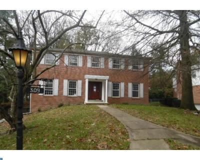 PA-Montgomery County Single Family Home ACTIVE: 309 Barwynne Road