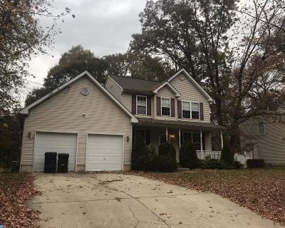 Voorhees Single Family Home ACTIVE: 1221 Maple Avenue