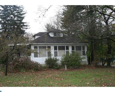 PA-Bucks County Single Family Home ACTIVE: 3413 Edison Furlong Road