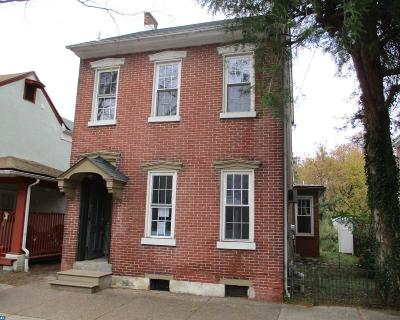 PA-Montgomery County Single Family Home ACTIVE: 609 King Street