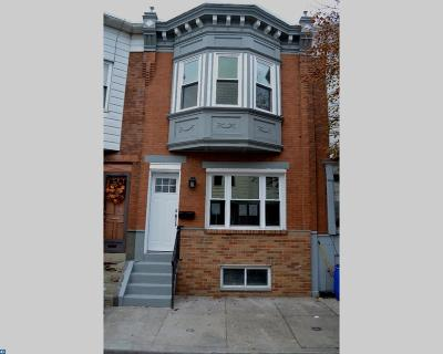 Phila (South) Condo/Townhouse ACTIVE: 2608 S Iseminger Street
