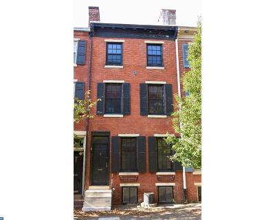 Philadelphia Condo/Townhouse ACTIVE: 424 S Carlisle Street