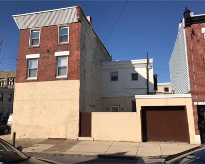 Philadelphia Multi Family Home ACTIVE: 2723-25 E Huntingdon Street