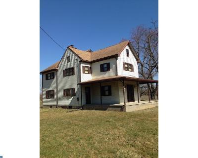 Glassboro Single Family Home ACTIVE: 653 Whig Lane