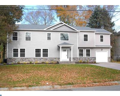 Plainsboro Single Family Home ACTIVE: 12 Jeffers Road