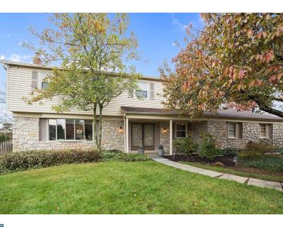 PA-Montgomery County Single Family Home ACTIVE: 1127 Tannerie Run Road