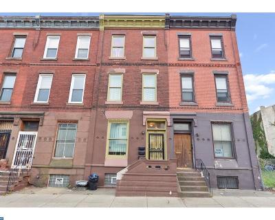 Philadelphia Multi Family Home ACTIVE: 1928 W Diamond Street