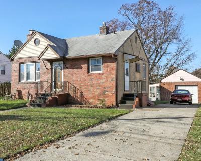 Bellmawr Single Family Home ACTIVE: 156 Princeton Avenue