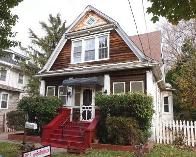 Oaklyn Single Family Home ACTIVE: 419 Richey Avenue