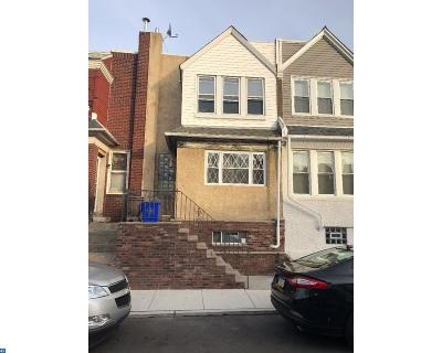 Phila (South) Condo/Townhouse ACTIVE: 1531 S 31st Street