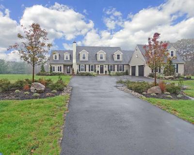 PA-Bucks County Single Family Home ACTIVE: 1280 Grenoble Road