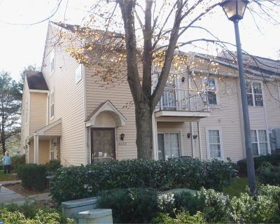Mount Laurel Condo/Townhouse ACTIVE: 1603a Ralston Drive
