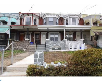 Philadelphia Condo/Townhouse ACTIVE: 5134 Cedar Avenue