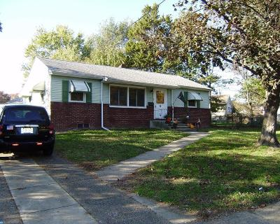 Somerdale Single Family Home ACTIVE: 802 Burbank Drive