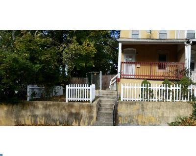 Norristown Single Family Home ACTIVE: 413 E Chestnut Street