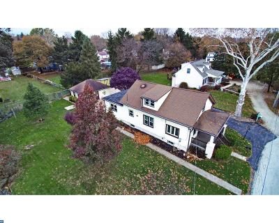 Phoenixville Single Family Home ACTIVE: 1016 Livingston Avenue