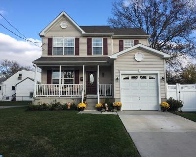 Mount Ephraim Single Family Home ACTIVE: 614 New Jersey Avenue