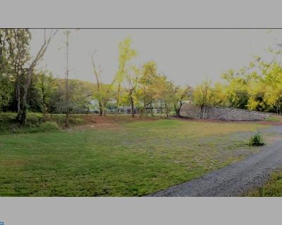 PA-Bucks County Residential Lots & Land ACTIVE: 37 Byram Road