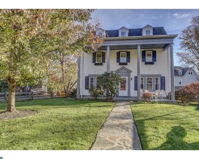 PA-Montgomery County Single Family Home ACTIVE: 68 W Lodges Lane