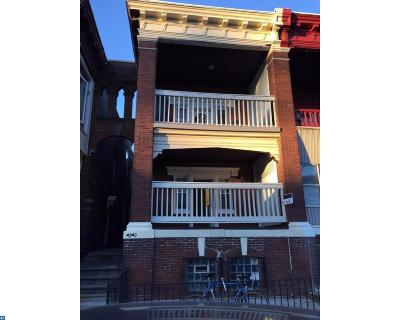 Philadelphia Multi Family Home ACTIVE: 4943 Chestnut Street
