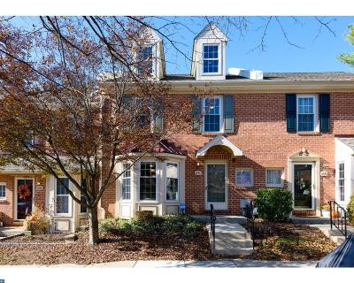 West Chester PA Condo/Townhouse ACTIVE: $289,900