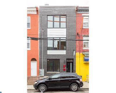 Philadelphia Condo/Townhouse ACTIVE: 1325 Marston Street #A/BOTT
