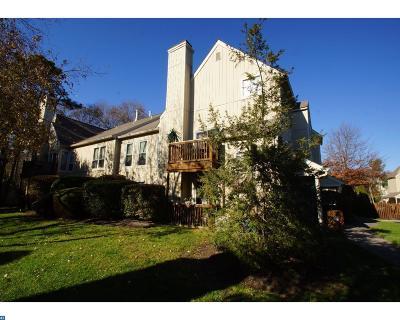 Marlton Condo/Townhouse ACTIVE: 142 Woodlake Drive