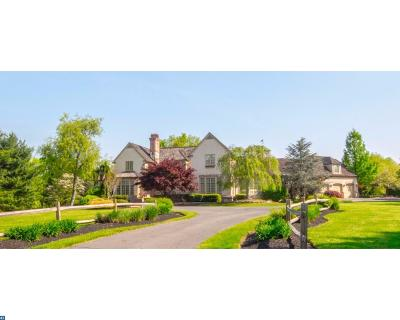 Moorestown Single Family Home ACTIVE: 775 Allison Court