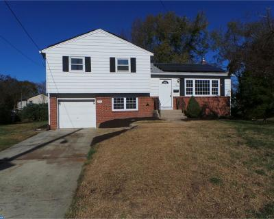 Mount Holly Single Family Home ACTIVE: 20 Hilton Road