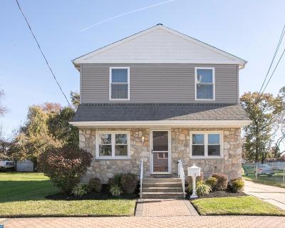 Gloucester City Single Family Home ACTIVE: 16 Temple Avenue