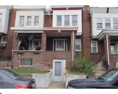 Philadelphia Condo/Townhouse ACTIVE: 3147 Stirling Street