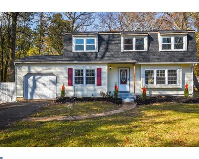Cherry Hill, Marlton, Evesham Twp, Voorhees, Haddon Heights, Haddonfield, Haddon Township, Collingswood, Audubon, Mount Laurel, Moorestown, Maple Shade Single Family Home ACTIVE: 180 Dobson Lane