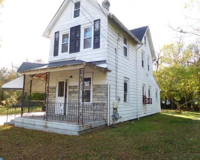 Glassboro Single Family Home ACTIVE: 228 Buck Road