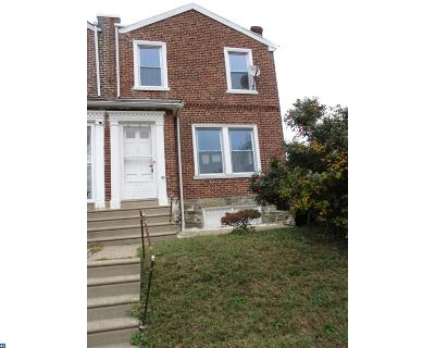 Philadelphia PA Condo/Townhouse ACTIVE: $52,500