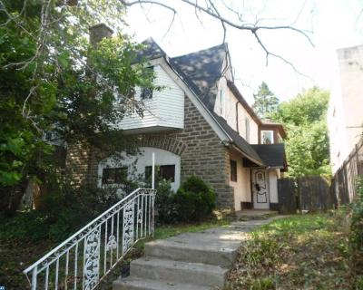 Philadelphia PA Single Family Home ACTIVE: $97,900