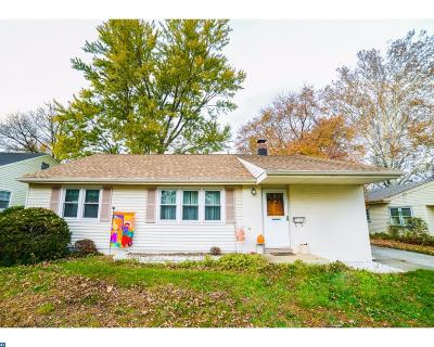 West Deptford Twp Single Family Home ACTIVE: 7 Clark Drive