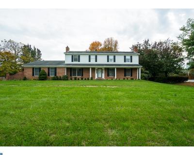 DE-New Castle County Single Family Home ACTIVE: 81 Caravel Drive