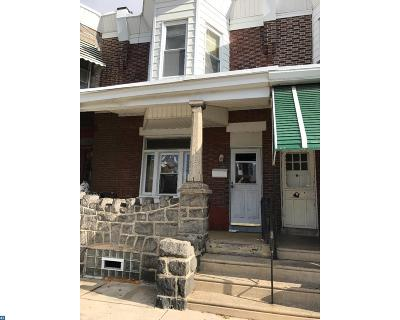 Philadelphia PA Condo/Townhouse ACTIVE: $93,000