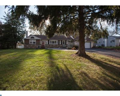 Warminster Single Family Home ACTIVE: 1228 Caledonia Drive