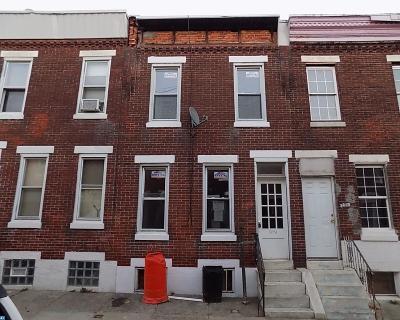 Philadelphia Condo/Townhouse ACTIVE: 3051 Hartville Street