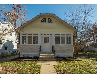 Somerdale Single Family Home ACTIVE: 12 Pocahontas Road