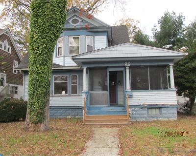 Pitman Single Family Home ACTIVE: 32 Crafton Avenue