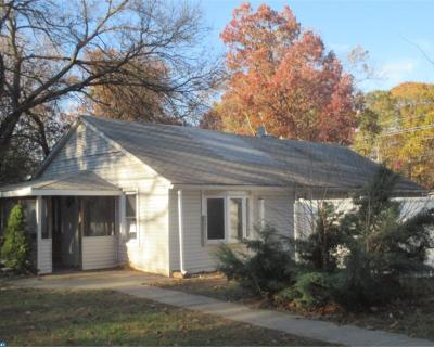 Lindenwold Single Family Home ACTIVE: 445 S Carlton Street