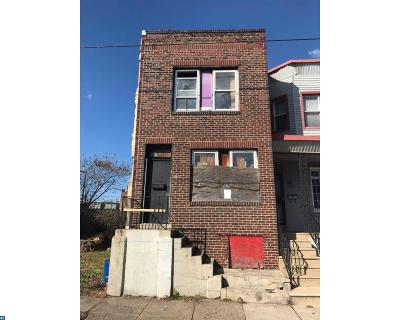 Condo/Townhouse ACTIVE: 1834 Point Breeze Avenue