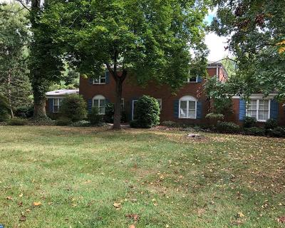 Moorestown Single Family Home ACTIVE: 509 Middlesex Drive