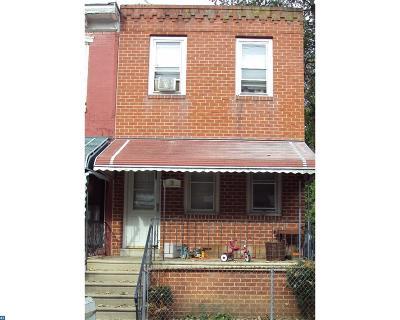 Philadelphia Single Family Home ACTIVE: 15 W Duval Street