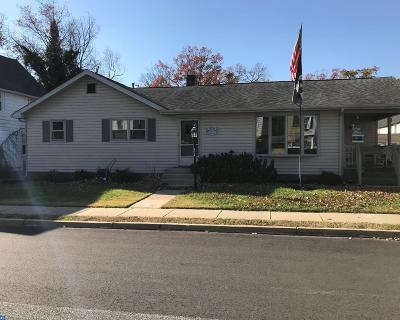 Pitman Single Family Home ACTIVE: 424 Boulevard Avenue