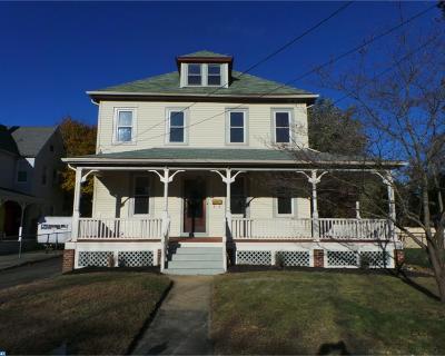 Laurel Springs Single Family Home ACTIVE: 614 E Atlantic Avenue